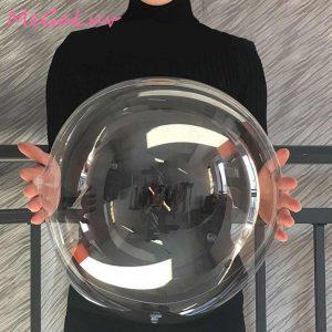 burbuja trasparente santo domingo