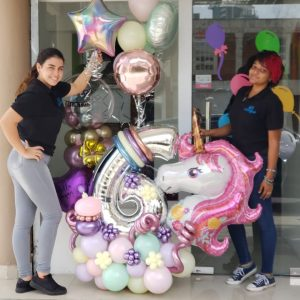 globos unicornio republica dominicana