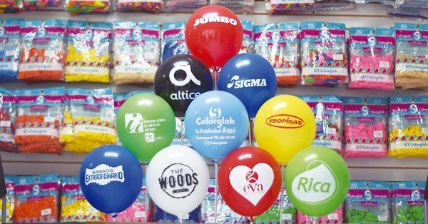 globos publicitarios santo domingo