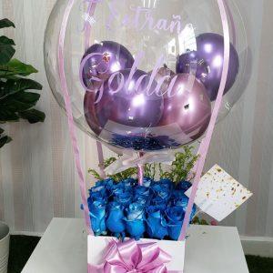 Rosas azules santo domingo