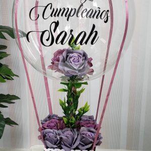 rosas_artificiales_globo_personalizado