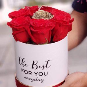 7 Rosas importadas santo domingo