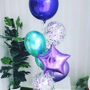 globos con helio santo domingo